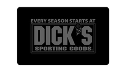 DICK'S Sporting Goods Gift Cards from CashStar